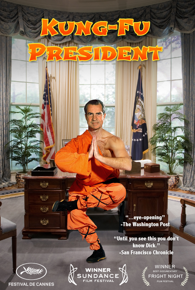 Kung Fu President